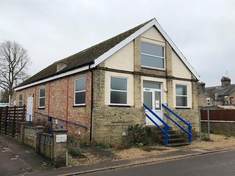 Image of Ex Salvation Army Worship Hall, Bushel Lane, Soham Nr Ely, Cambridgeshire